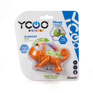 Silverlit Yogo N'Friends Gloopies Klip Assorted Colours