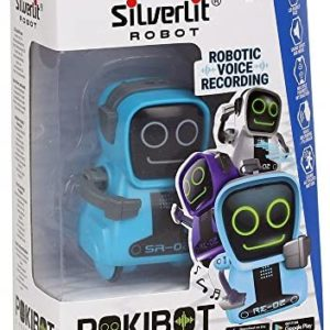 Silverlit Pokibot Portable Robot Assorted
