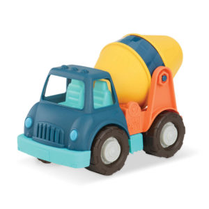 Cement Truck Wonder Wheels