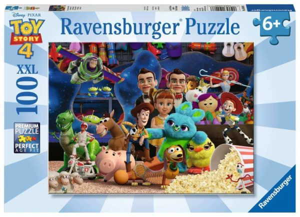 Ravensburger To the Rescue! XXL 100pc Puzzle