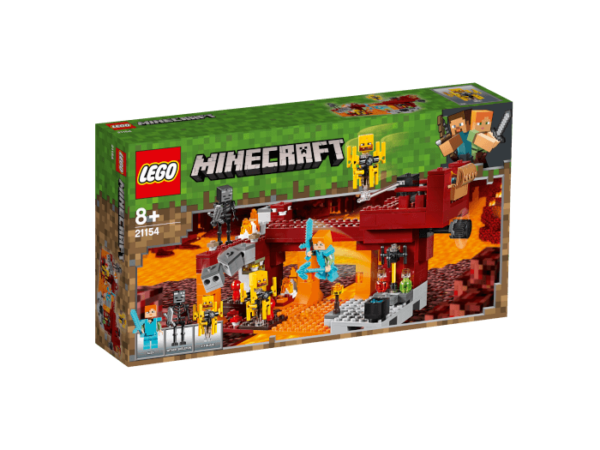 LEGO Minecraft™ 21154 The Blaze Bridge