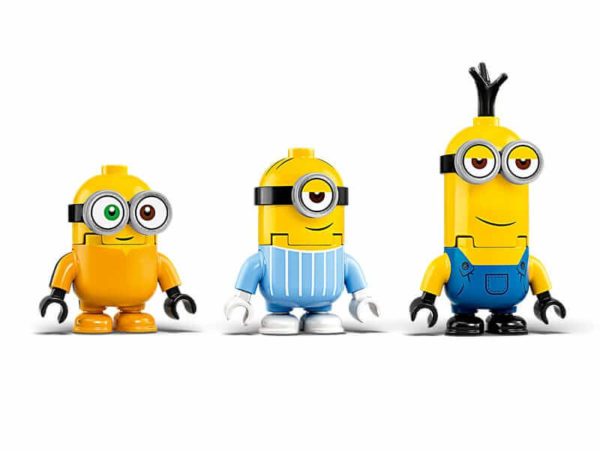LEGO 75551 Minions The Rise of Gru
