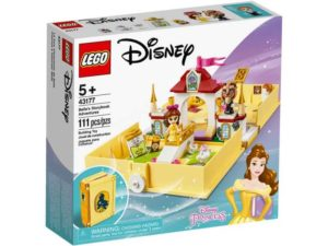 LEGO Disney 43177 Belle's Storybook Adventures