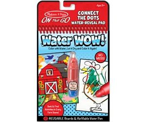 M&D On The Go Water WOW! Connect the Dots