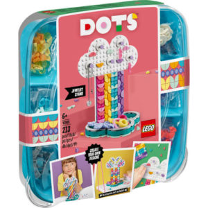 LEGO DOTS 41905 Rainbow Jewelry Stand