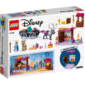 LEGO Disney Frozen 41166 Elsa's Wagon Adventure V29