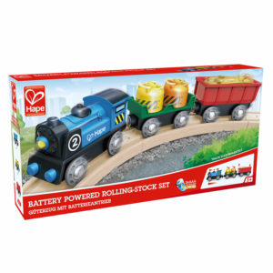 Hape Battery Powered Rolling Stock Engine Set