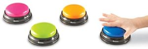 Answer Buzzers Set of 4