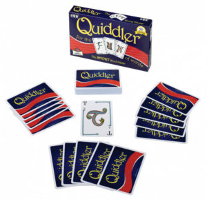 Quiddler The Short Word Game