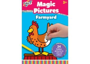 Galt Magic Pictures Farmyard
