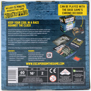 Escape Room the Game - 2 Players