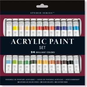 Studio Series Acrylic Paint Set