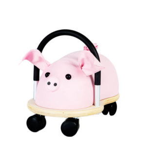 Wheely Bug Pig Small