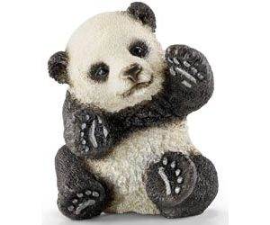 Schleich 14734 Panda Cub Playing