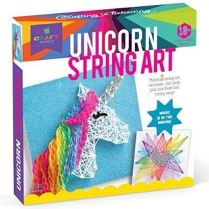 Ann Williams Unicorn String Art