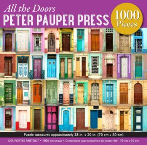 All the Doors Puzzle 1000pc