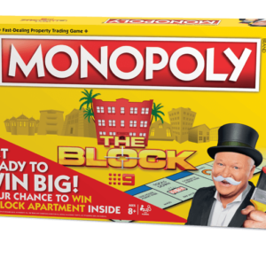 The Block Monopoly Game