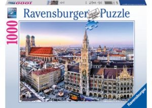 Ravensburger Beautiful Germany Puzzle 1000 pc