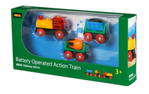 Brio 33319 Battery Operated Action Train