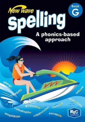 New Wave Spelling Book G