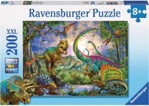 Ravensburger Realm of the Giants Puzzle 200pc