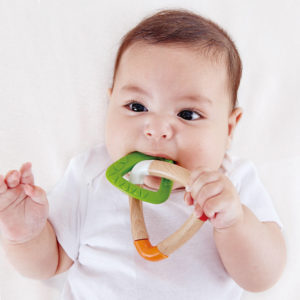 Hape Double Triangle Teether