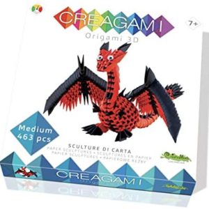 CreAgami Origami 3D Medium Dragon 481pc