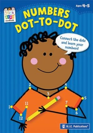 Numbers Dot-To-Dot Book