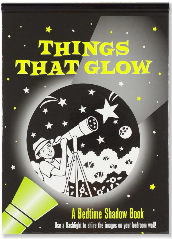 Things that Glow Bedtime Shadow Book