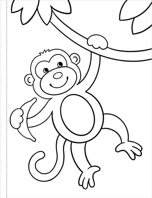 Toddler Time! My First Coloring Book - Animals