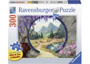 Ravensburger Into A New World XL Format Puzzle 300pc