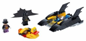 LEGO DC Batman 76158 Batboat the Penguin Pursuit!