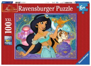 Ravensburger Disney Aladdin Princess Jasmine Puzzle 100pc