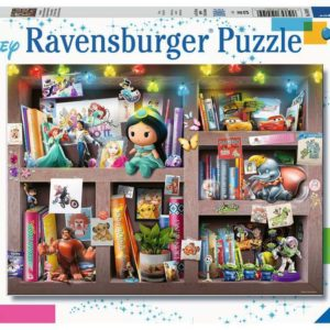 Ravensburger Disney The Collector Display Puzzle 100pc