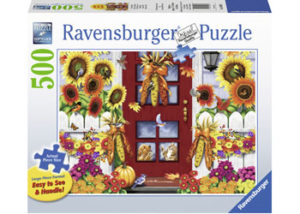 Ravensburger Autumn Birds Large Format Puzzle 500pc