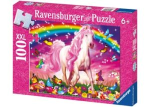 Ravensburger Horse Dream Glitter 100pc Puzzle