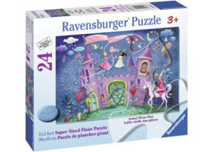 Ravensburger Brilliant Birthday Floor Puzzle 24pc