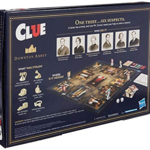Cluedo Downtown Abbey