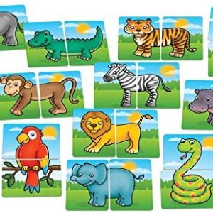 Orchard Toys Jungle Head & Tails