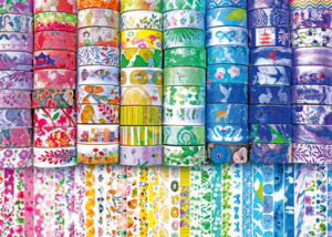 Ravensburger Washi Wishes Puzzle 300pc Large Format