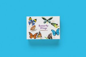 Match A Pair Of Butterfly Wings Game