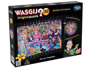 WASGIJ? Original 30 Cant Dance