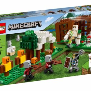 LEGO Minecraft 21159 The Pillager Outpost