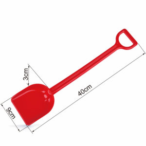 Hape Mighty Shovel Red 40cm