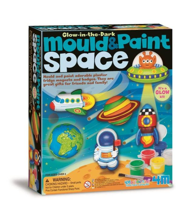 4M Space Mould & Paint