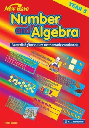 New Wave Number and Algebra Year 3