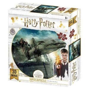 Norbert Harry Potter 3D Prime Puzzle 300pc