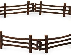 CollectA 89463 Log Fence