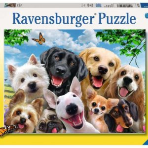 Ravensburger Delighted Dogs 300pc Puzzle