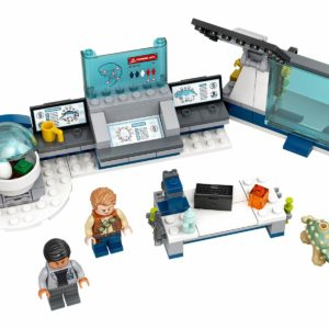 LEGO Jurassic World 75939 Dr. Wu's Lab: Baby Dinosaurs Breakout